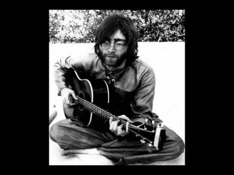 The Beatles  Dear Prudence Acoustic Esher Demo
