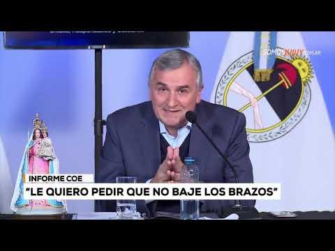 Al Pueblo De Fraile Pintado Le Quiero Pedir Que No Baje Los Brazos | Somos Jujuy