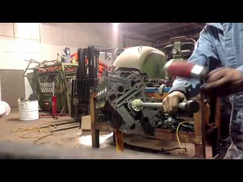 7.3 powerstroke engine rebuild ( reassembly)
