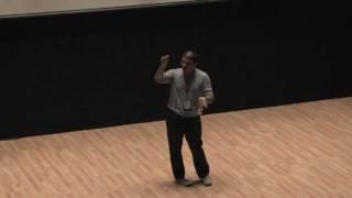 لؤي الشريف في تيد اكس المناهج - الجزء الأول