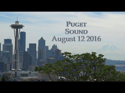 Puget Sound 2016