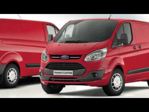 Ford Transit Custom Limited V Trend Comparison. Van Leasing & Buying From Vanarama