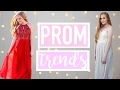 PROM TRENDS OF 2017