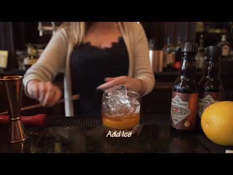 The Bourbon Room Saratoga - Drink Recipes - The Fashionably Old