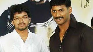 Vishal Repeatedly Against Vijay | Audio Release Date | Puli vs Paayum Puli
