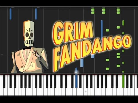 Grim Fandango - Theme Piano Cover