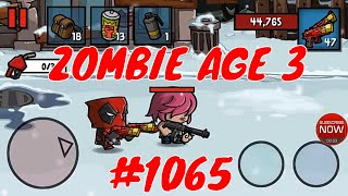 ZOMBIE AGE 3 PINKIE WADE DESTROY GAS STATIONS | Top Action Games Part 1065 by Youngandrunnnerup