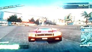 Burnout Paradise - Any Wrecked Area Glitch TUTORIAL!!!
