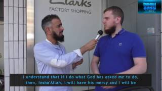 Follow-Up Video of Christian Convert | Amazing Advice