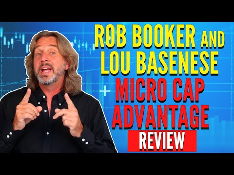 Rob Booker and Lou Basenese Micro Cap Advantage Review