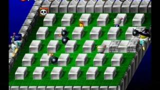 Bomberman World Gameplay