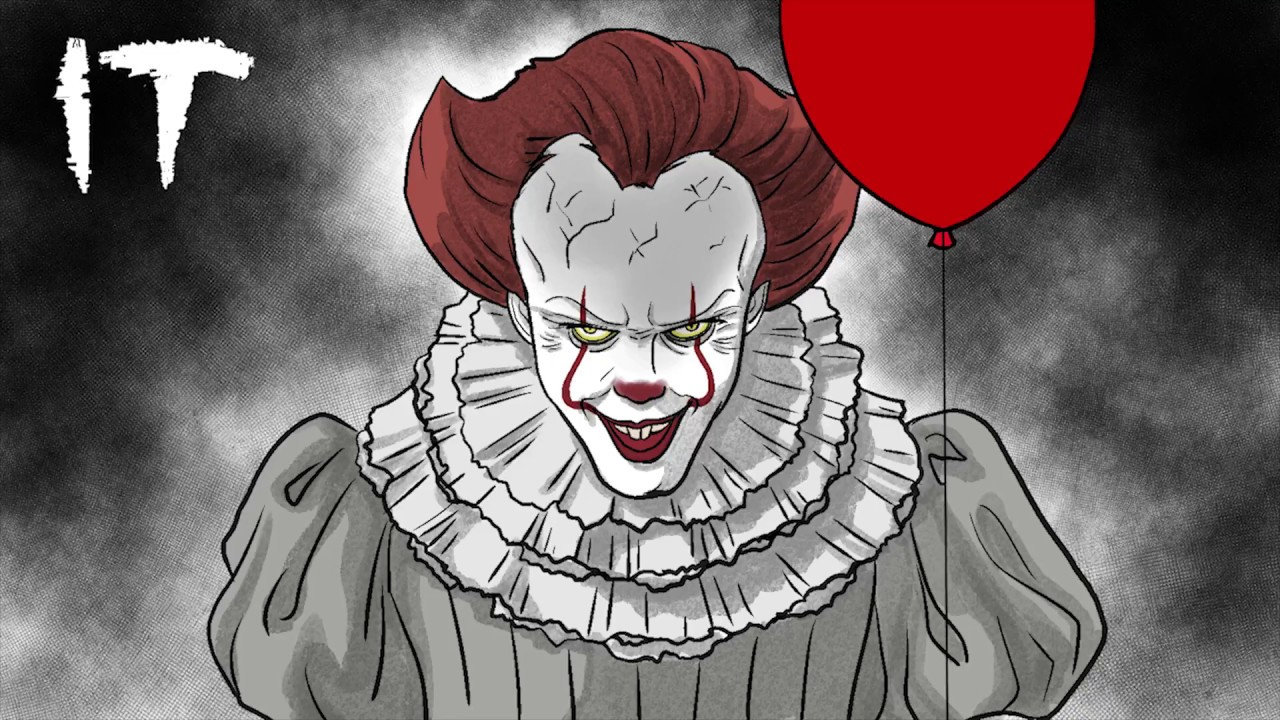 Pennywise 2017 Drawing Pictures to Pin on Pinterest ...