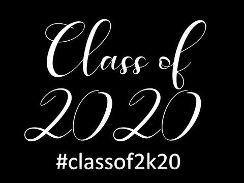 Hooper Academy Class of 2020
