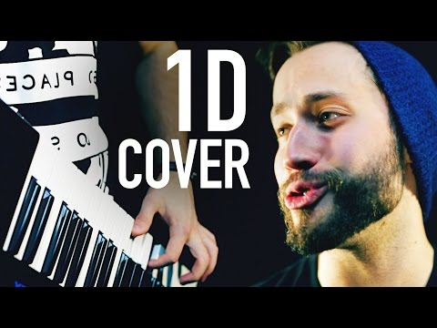 One Direction - What Makes You Beautiful (Keytar Cover. Seriously)