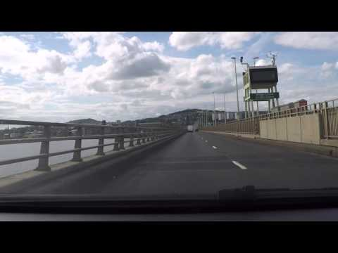 Tay Bridge - Northbound