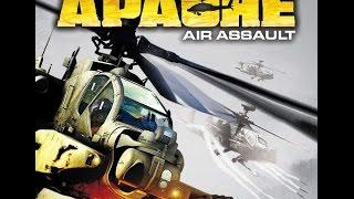شرح تحميل و تثبيت لعبة المروحيات الحربية اباتشي Apache Air Assault مع التفعيل crack