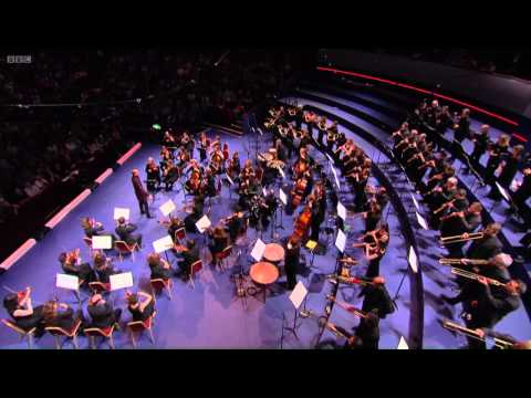 Handel - Music for the Royal Fireworks (Proms 2012)