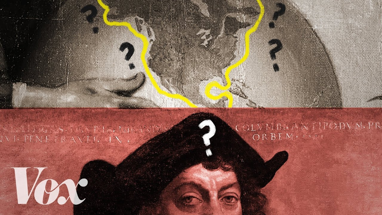 Why the US celebrates Columbus Day image