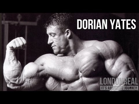 Dorian Yates - Into The Shadow | London Real