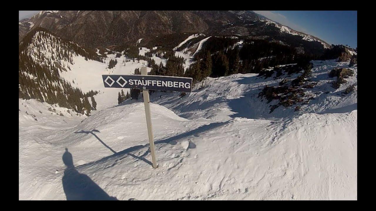 Santa Fe New Mexico Skiing >> Santa Fe, Taos, Expert Mogul and Steep Skiing - YouTube