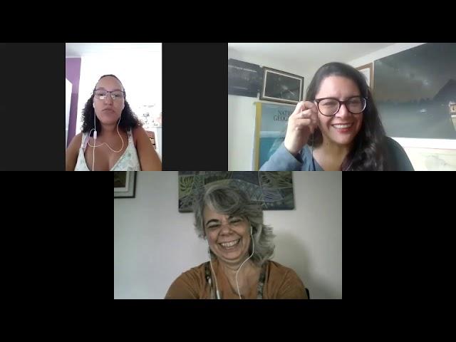 PAPO COM A LIGA: uma rede de mulheres com Gesiani Souza