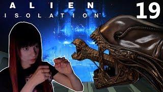 SYSTEM OVERLOAD - Alien Isolation - Part 19 (Walkthrough)
