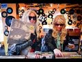 The Casket Girls: In-store with The Vinyl District at Washington, DC's Som Records