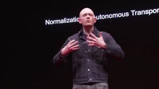 Dark Future Precedents | Brian David Johnson | TEDxHollywood