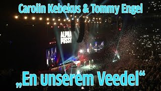 "Carolin Kebekus & Tommy Engel singen ""En unserem Veedel"""