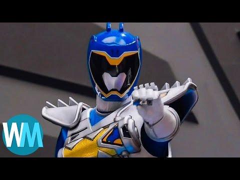 Top 10 Blue Power Rangers
