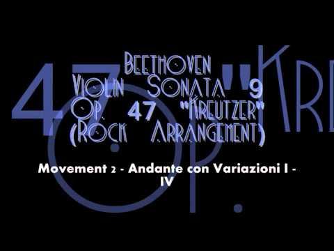 "Beethoven - Violin Sonata 9 ""Kreutzer"" (Electric Arr.)"