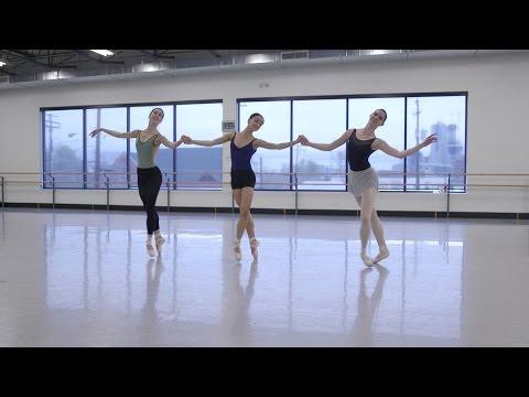 Colorado Ballet rehearsal