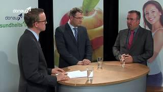 DonauTV: Gesundheitstalk - Thema Darmkrebs