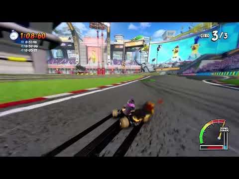 CTR:NF | Turbo Track 1:33.39 [FWR]