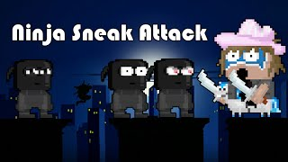 Growtopia | Ninja Sneak Attack
