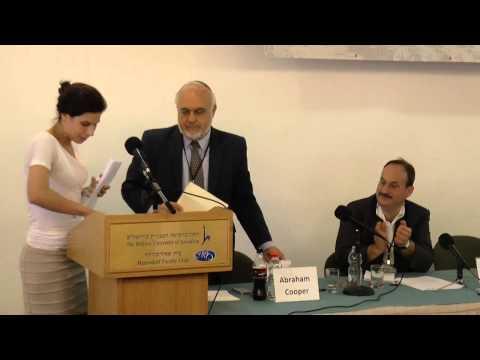 Anti-Judaism Antisemitism Delegitimizing Israel - Session 9