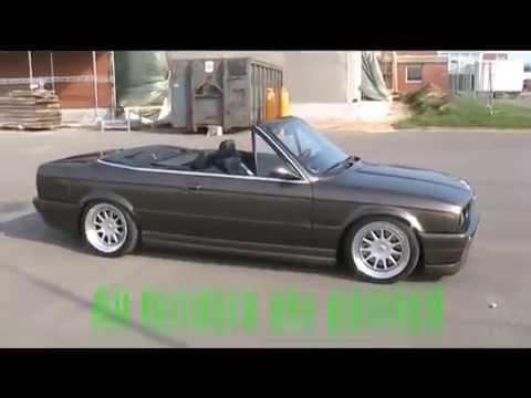 bmw e30 340i v8 cabrio denmark youtube. Black Bedroom Furniture Sets. Home Design Ideas