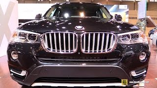 2015 BMW X3 xDrive 28d - Exterior and Interior Walkaround - 2015 Chicago Auto Show