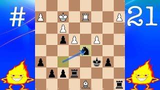 Blitz Chess Tournament #21 (3|0)
