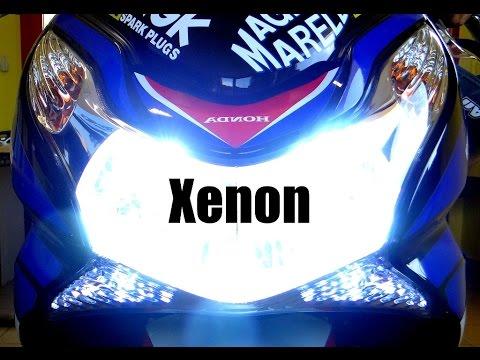 HONDA PCX XENON 2015 (BEST 4K)