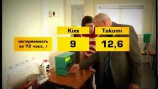 Тест моторного мала Kixx • GS Oil в ИНСТИТУТЕ НЕФТИ СФУ