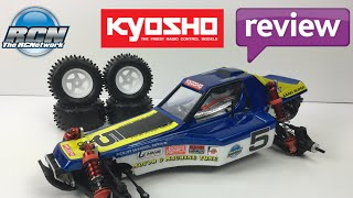 Kyosho Optima 2016 Re-release 4wd 1/10th Buggy - Full Review!