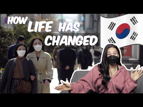 How Life Has Changed In South Korea