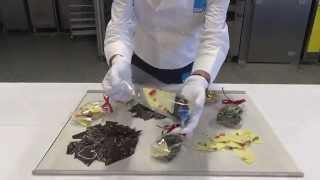 BÄKO Bruchschokolade selbstgemacht