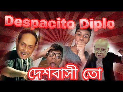 Desh Bashi To(Despacito Parody) Justin Bieber Ft VATMAN[[RT Reaction]]