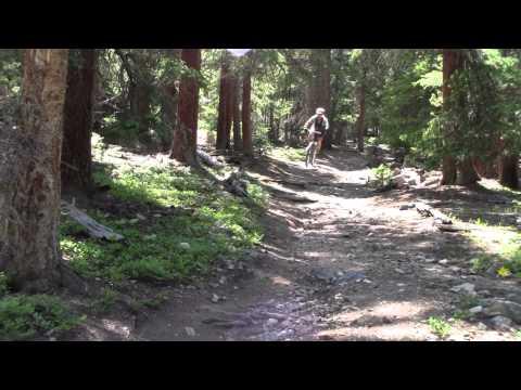 The Colorado Trail - Kenosha Pass / Georgia Pass, 2011