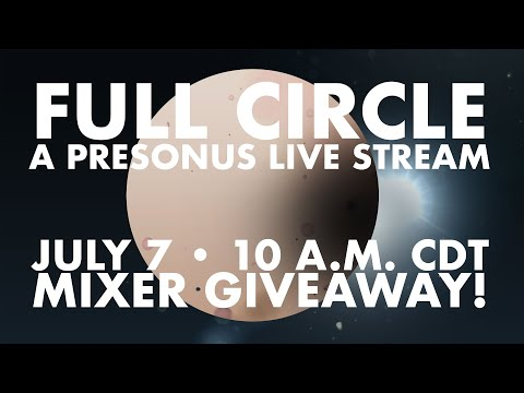Full Circle • July 7th at 10:00 a.m. CDT