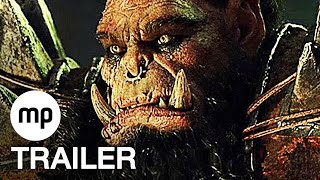 WARCRAFT: THE BEGINNING Film Trailer German Deutsch (2016) The Movie