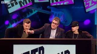 Dappy Offends Phill Jupitus - Never Mind The Buzzcocks Preview - BBC Two