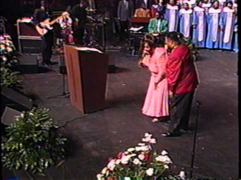 He's A Shelter - Rev. James Moore & the Mississippi Mass Choir